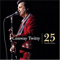 Conway Twitty - 25 Number Ones [2 LP]