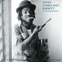 Aston Barrett - Soul Constitution: Instrumentals and Dubs 1971-1982