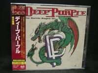 Deep Purple - Battle Rages On [Import Limited Edition]