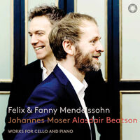 Johannes Moser - Works for Cello & Piano