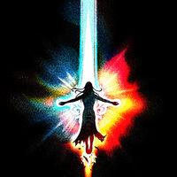 Magic Sword - Endless [Blue LP]