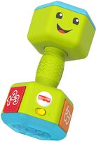 Laugh & Learn - Fisher Price - Laugh N Learn Dumbbell