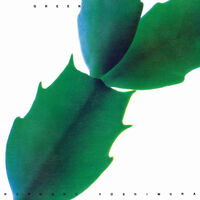 Hiroshi Yoshimura - Green (Clear/Green Swirl) [Indie Exclusive] [Clear Vinyl] (Grn) [Indie Exclusive]
