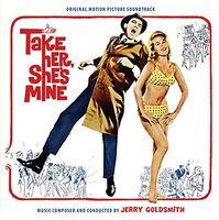 Jerry Goldsmith Ita - Take Her She's Mine / O.S.T. (Ita)