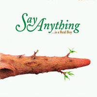 Say Anything - ...is A Real Boy [Limited Edition LP]