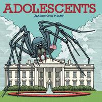 Adolescents - Russian Spider Dump [Colored Vinyl]