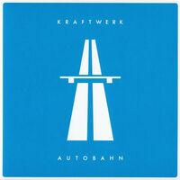 Kraftwerk - Autobahn [Indie Exclusive Limited Edition Blue LP]
