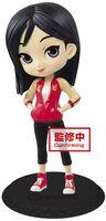 Banpresto - BanPresto - Disney Mulan Q posket Avatar Figure