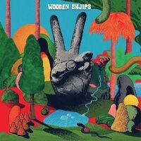 Wooden Shjips - V. [Clear Vinyl] (Red)