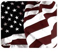 Allsop 29302 Naturesmart Mouse Pad American Flag - Allsop 29302 Naturesmart Mouse Pad American Flag