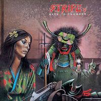 Strife - Back To Thunder (Bonus Tracks) [Deluxe] [With Booklet] (Coll)
