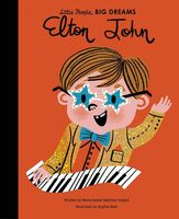 Vegara, Maria Isabel Sanchez - Elton John: Little People, Big Dreams