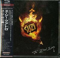 Suzi Quatro - The Devil In Me (SHM-CD) (Paper Sleeve) (incl. bonus material) [Import]