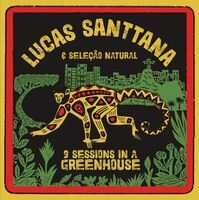 Lucas Santtana - 3 Sessions In A Greenhouse [Colored Vinyl] (Red)