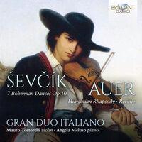 Auer / Gran Duo Italiano - 7 Bohemian Dances 10