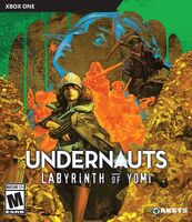 Xb1/Xbx Undernauts: Labyrinth of Yomi - Xb1/Xbx Undernauts: Labyrinth Of Yomi