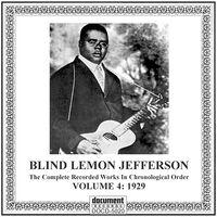 Blind Lemon Jefferson - Vol. 4-(1929)