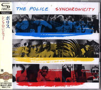The Police - Synchronicity (SHM-CD)