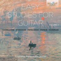 Cristiano Porqueddu - Easy Studies for Guitar 2