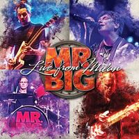 Mr. Big - Live From Milan [LP]