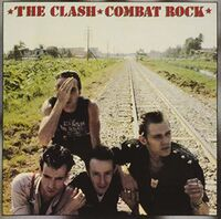 The Clash - Combat Rock [Sony Gold Series]