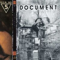 R.E.M. - Document [Gold Translucent LP]