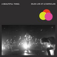 Idles - A Beautiful Thing: IDLES Live at Le Bataclan [Neon Clear Pink 2LP]