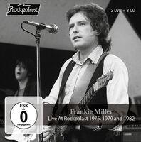 Frankie Miller - Live At Rockpalast 1976, 1979 & 1982