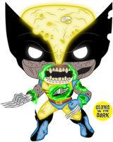 Marvel Zombies Wolverine Gitd Pop! Vinyl - Ee Excl - Marvel Zombies Wolverine Glow-in-the Dark Pop! Vinyl - EE Exclusive