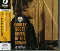 Shirley Scott - Queen Of The Organ [Limited Edition] (Hqcd) (Jpn)