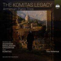 Agoshian / Trio Aeternus - Komitas Legacy