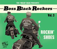 Boss Black Rockers Vol 3 Rockin Shoes / Various - Boss Black Rockers Vol 3 Rockin Shoes / Various