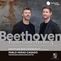 Krisitan Bezuidenhout - Beethoven: Piano Concerto No.4 & Overtures