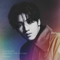 Pentagon - Universe: The History (Wooseok Version) (Jpn)