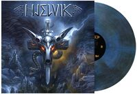 Hjelvik - Welcome To Hel (Dark Blue Swirl) [Limited Edition LP]