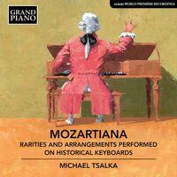 Michael Tsalka - Mozartiana