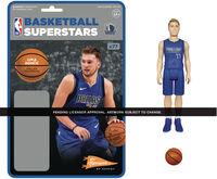 NBA Reaction Figure - Luka Doncic (Mavericks) - Super7 - NBA ReAction Figure - Luka Doncic (Mavericks)