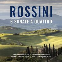 Mark Fewer - 6 Sonate a Quattro
