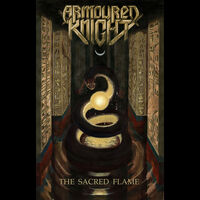 Armoured Knight - Sacred Flame