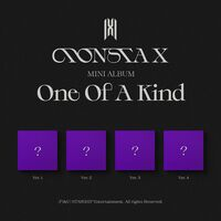 Monsta X - One Of A Kind (W/Book) (Stic) (Phob) (Phot) (Asia)