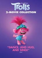 Trolls / Trolls World Tour 2-Movie Collection - Trolls / Trolls World Tour 2-Movie Collection