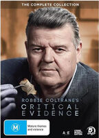 Robbie Coltrane's Critical Evidence: Complete Coll - Robbie Coltrane's Critical Evidence: Complete Coll