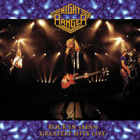 Night Ranger - Rock In Japan - Greatest Hits Live (Blue) [Colored Vinyl]