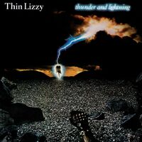 Thin Lizzy - Thunder & Lightning (Gate) (Ltd) (Ogv)