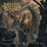 Skeletal Remains - Devouring Mortality [Colored Vinyl] (Red) (Ger)