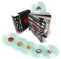 Rise Against - Career Vinyl Book [Clear 8LP Box Set]