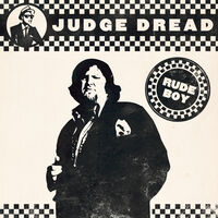 Judge Dread - Rude Boy [Colored Vinyl] [Limited Edition] (Wht)