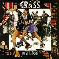Crass - Best Before 1984 (Uk)