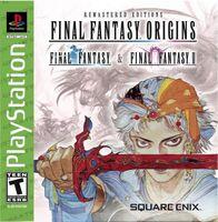 Psx Final Fantasy Origin - Final Fantasy Origin / Game