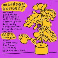 Courtney Barnett - Mtv Unplugged Live In Melbourne [Blue LP]